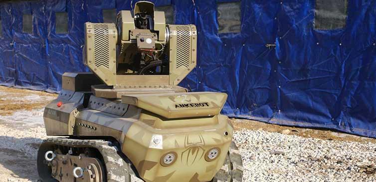 Photo of Konya'da Üretilen Yerli İnsansız Mini Tank: ANKEBOT