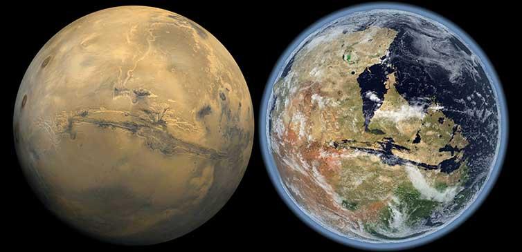 Photo of Mars Gerçekten Kızıl mı?