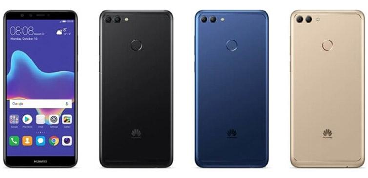 Photo of Huawei Y9 (2018) Tanıtıldı