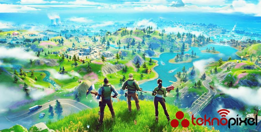 Photo of Fortnite'a Yeni Güncelleme Geliyor! İşte Detaylar…