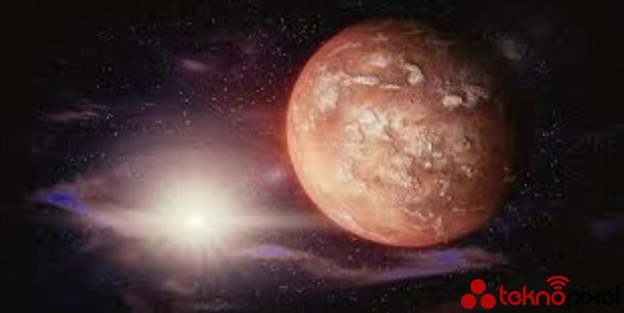 Photo of Mars'ta Farklı Bir Oksijen Dalgası Bulundu