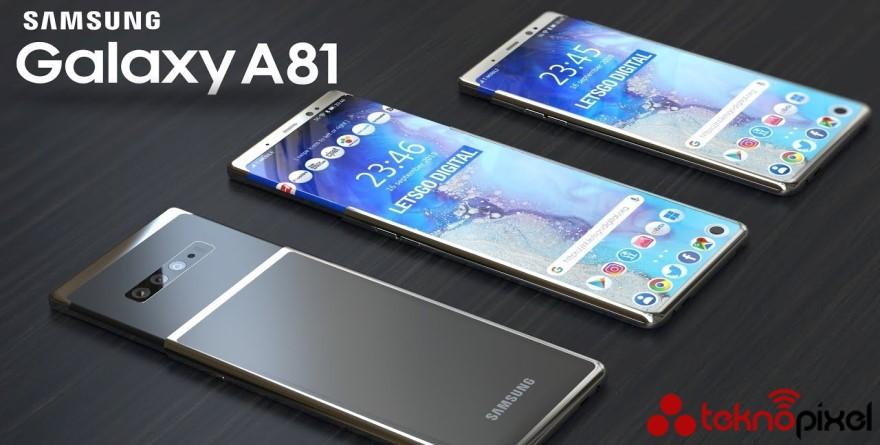 Photo of Samsung Galaxy A81 Herkesi Şaşırtmaya Geliyor