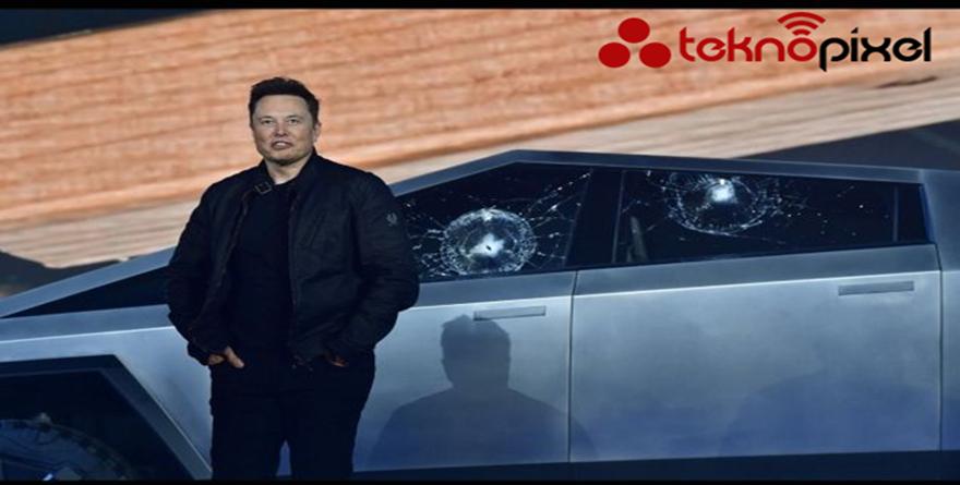 Photo of Tesla Cybertruck Tanıtımı Planladığı Gibi Gitmedi