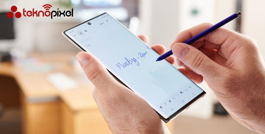 Photo of Samsung Galaxy Note 10 Lite Pil Ömrü Daha Fazla