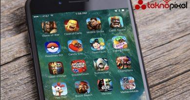 mobil oyunlar listesi