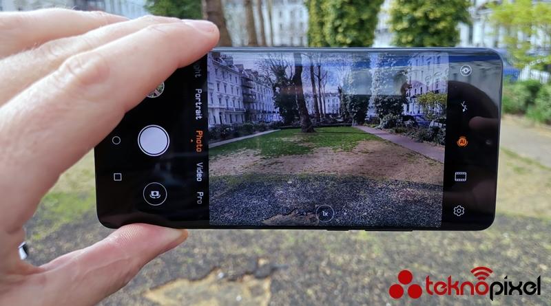 p30 pro kamera performansi