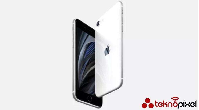 iphone se 2 turkiye fiyati