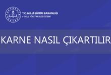 Photo of Öğrenci Karnesine Nasıl Bakılır?